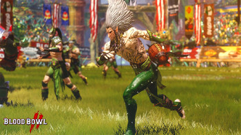 Screenshot4 - Blood Bowl 2 - Wood Elves DLC