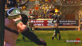 Screenshot5 - Blood Bowl 2 - Wood Elves DLC