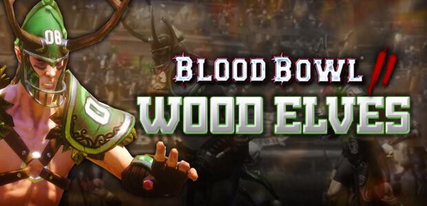 Blood Bowl 2 - Wood Elves DLC - Cover / Packshot