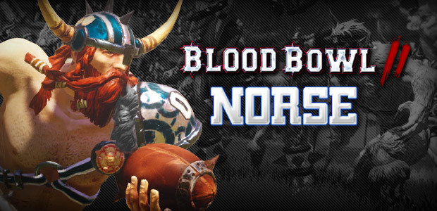 Blood Bowl 2 - Norse DLC - Cover / Packshot
