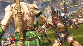 Screenshot1 - Blood Bowl 2 - Norse DLC