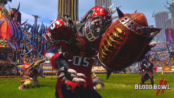 Screenshot1 - Blood Bowl 2 - Undead DLC