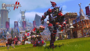 Screenshot3 - Blood Bowl 2 - Undead DLC