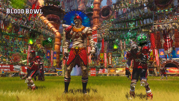 Screenshot7 - Blood Bowl 2 - Undead DLC