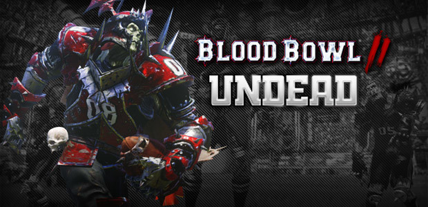Blood Bowl 2 - Undead DLC - Cover / Packshot