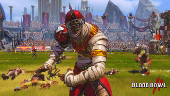 Screenshot2 - Blood Bowl 2 - Undead DLC