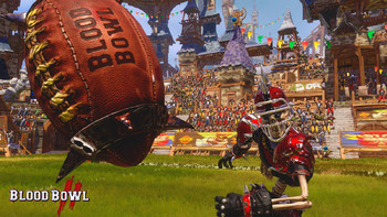 Screenshot4 - Blood Bowl 2 - Undead DLC
