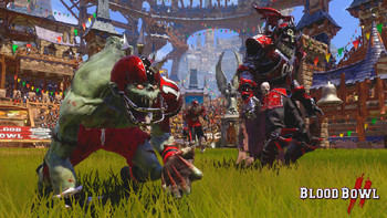 Screenshot5 - Blood Bowl 2 - Undead DLC
