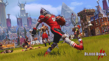 Screenshot9 - Blood Bowl 2 - Undead DLC