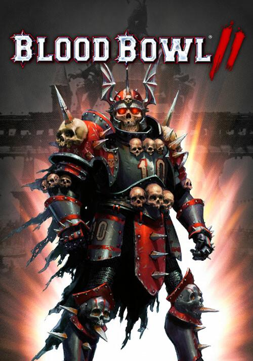 Blood Bowl 2 - Undead DLC - Cover / Packshot