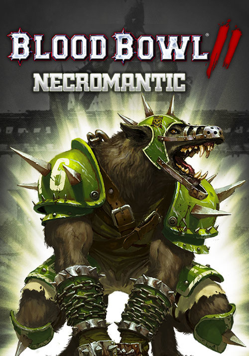 Blood Bowl 2 - Necromantic DLC - Cover