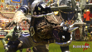 Screenshot2 - Blood Bowl 2 - Necromantic DLC