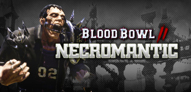 Blood Bowl 2 - Necromantic DLC - Cover / Packshot