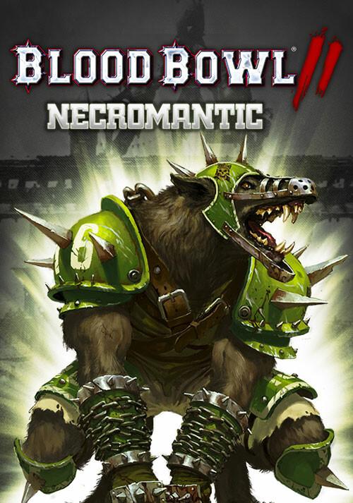 Blood Bowl 2 - Necromantic DLC - Cover