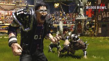 Screenshot1 - Blood Bowl 2 - Necromantic DLC