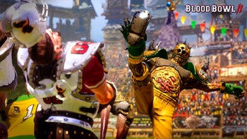 Screenshot1 - Blood Bowl 2 – Nurgle DLC