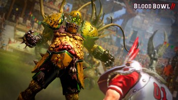 Screenshot2 - Blood Bowl 2 – Nurgle DLC
