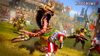Screenshot4 - Blood Bowl 2 – Nurgle DLC