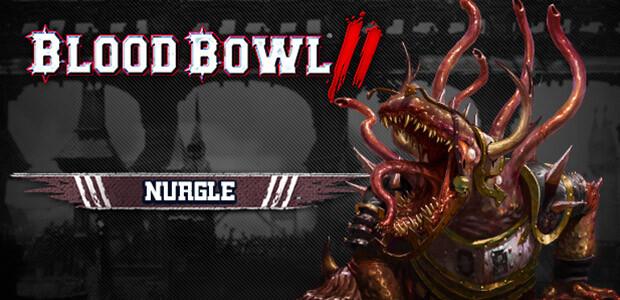 Blood Bowl 2 – Nurgle DLC  - Cover / Packshot