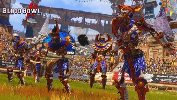Screenshot1 - Blood Bowl 2 – Khemri DLC