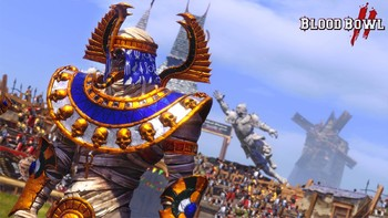 Screenshot4 - Blood Bowl 2 – Khemri DLC