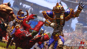 Screenshot5 - Blood Bowl 2 – Khemri DLC