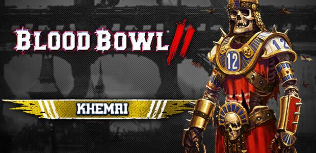 Blood Bowl 2 – Khemri DLC - Cover / Packshot