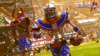 Screenshot2 - Blood Bowl 2 – Khemri DLC