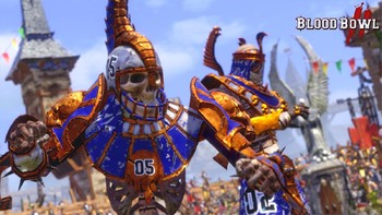 Screenshot3 - Blood Bowl 2 – Khemri DLC