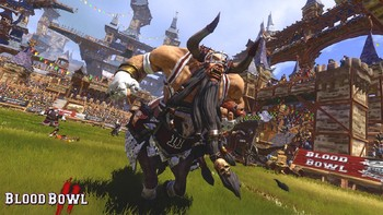 Screenshot4 - Blood Bowl 2 – Chaos Dwarfs DLC