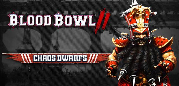 Blood Bowl 2 – Chaos Dwarfs DLC - Cover / Packshot