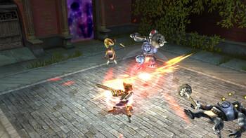 Screenshot4 - Legend of Kay Anniversary