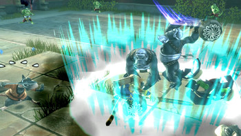 Screenshot3 - Legend of Kay Anniversary