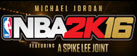 NBA 2K16 Michael Jordan Special Edition