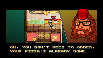 Screenshot1 - Hotline Miami