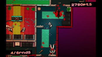Screenshot5 - Hotline Miami