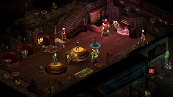 Screenshot4 - Shadowrun Returns