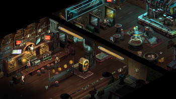 Screenshot2 - Shadowrun Returns Deluxe DLC