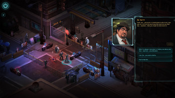 Screenshot5 - Shadowrun Returns Deluxe DLC