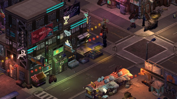 Screenshot1 - Shadowrun Returns Deluxe