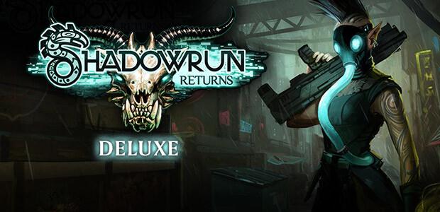 Shadowrun Returns Deluxe - Cover / Packshot