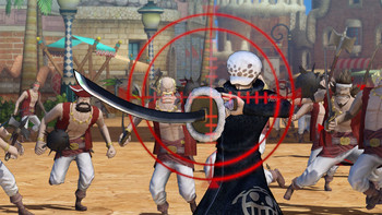 Screenshot3 - One Piece Pirate Warriors 3