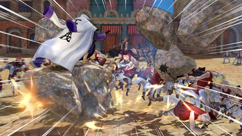 Screenshot4 - One Piece Pirate Warriors 3