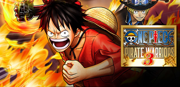 One Piece Pirate Warriors 3 - Cover / Packshot