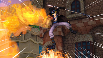 Screenshot6 - One Piece Pirate Warriors 3 Story Pack