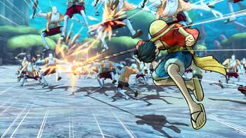 Screenshot7 - One Piece Pirate Warriors 3 Story Pack