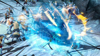 Screenshot1 - One Piece Pirate Warriors 3 Gold Edition