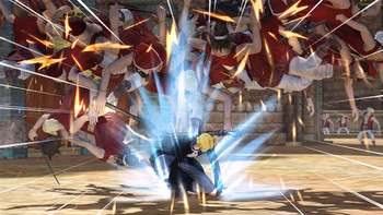 Screenshot5 - One Piece Pirate Warriors 3 Gold Edition