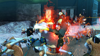 Screenshot2 - One Piece Pirate Warriors 3 Gold Edition