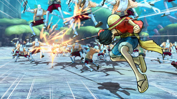 Screenshot7 - One Piece Pirate Warriors 3 Gold Edition